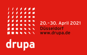drupa 2021 Düsseldorf Logo